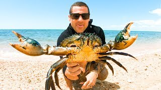 YBS Lifestyle Ep 37 - How To Catch Monster Mud Crabs