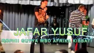 JAFAR YUSUF & CAALA WBO 2016