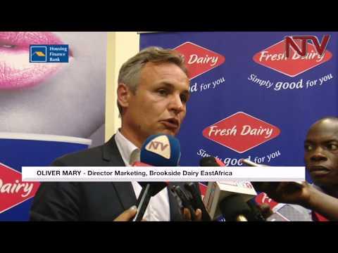 Unprocessed milk limiting Uganda's Diary industry - Experts
