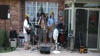 Margaritaville (Reggae Style) - Tony-G and the G-Street Band
