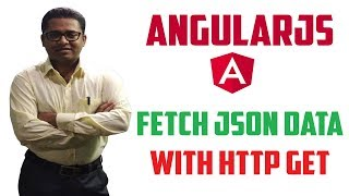 How to Fetch JSON Data with $http Get Method in AngularJS