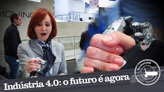 Indústria 4.0: o futuro é agora | É pessoal com Thais Herédia - Canal My News