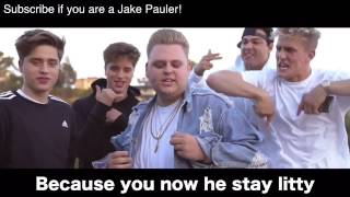 ITS EVERYDAY BRO -Jake Paul // LYRICS