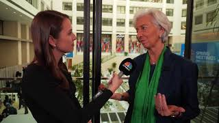 IMF's Christine Lagarde: Truth and transparency are key to rebuilding trust | Squawk Box Europe