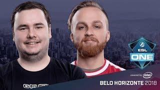 CS:GO - FaZe vs. mousesports [Train] Map 3 - GRAND FINAL - ESL One belo Horizonte 2018