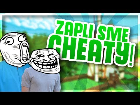 ZAPLI SME CHEATY! | Golf With Your Friends ft. George | #2
