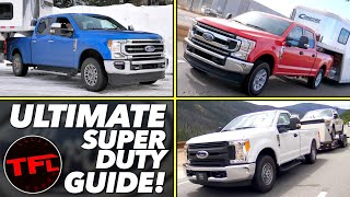 Watch This Before You Buy a New Ford Super Duty! TFLtruck's Expert Buyer's Guide
