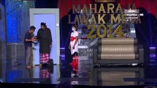 Maharaja Lawak Mega 2014   Minggu 4