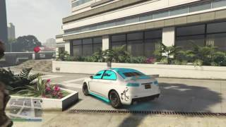 Special item in invite session (CEO) - GTA online