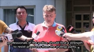 Η Αντιπολίτευση Σκοπίων για ξυλοδαρμούς  δημοσιογράφων