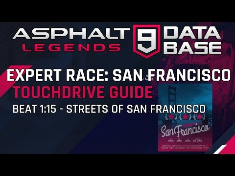 Expert Race Streets of San Francisco Wednesday – Touchdrive Guide