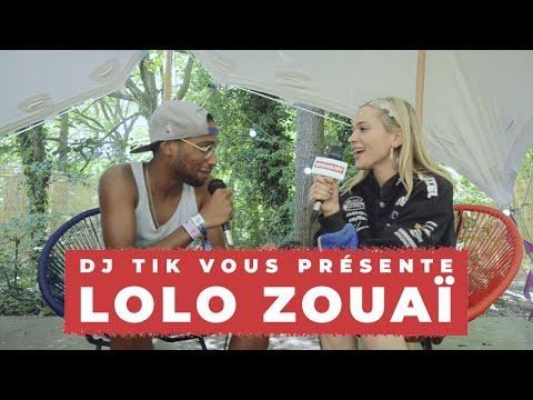 Lolo Zouaï, le R&B franglais