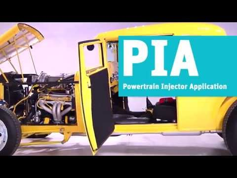 PIA: Solution Platforms for Fuel Injector and High-Pressure Pump Test in Every Environment