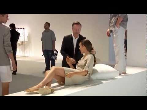 Calvin Klein Spring 2011 Presentation - презентация одежды Calvin Klein