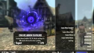 The elder scrolls V Skyrim MOD SHOWCASE The Overlord Mod