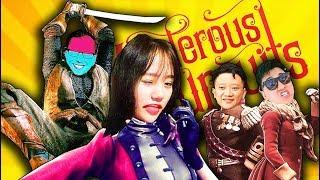 Murderous Pursuits #1: TẬP ĐOÀN SÁT THỦ ĐỤT !!! LINH ZUTO LẠI CAY BÍM CỰC ĐIỂM =)))))))