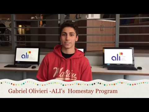 ALI's Homestay Program