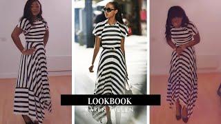 Lookbook Robe Karen Millen