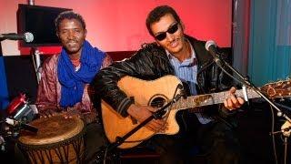 "Video thumbnail of ""Bombino performs Amidinine - live session"""