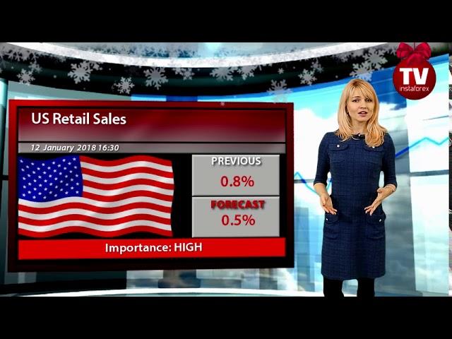 InstaForex tv calendar. Trader's calendar January 11 - 12