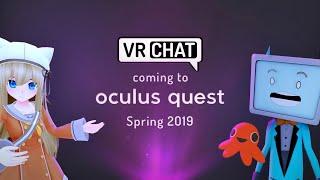 oculus quest vrchat setup - TH-Clip