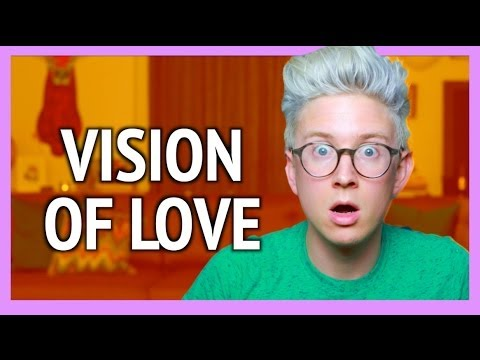 I HAD A VISION OF LOVE | Tyler Oakley