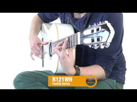 OrtegaGuitars_R121WH_ProductVideo