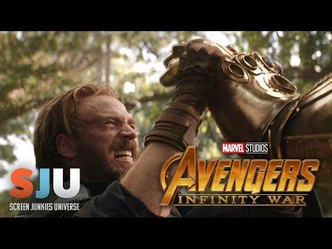 Let's Talk About The Final Avengers: Infinity War Trailer! - SJU