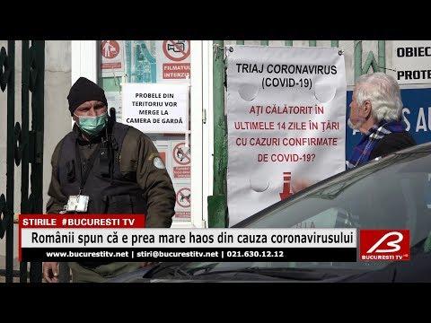 În Prahova, două persoane suspecte de coronavirus