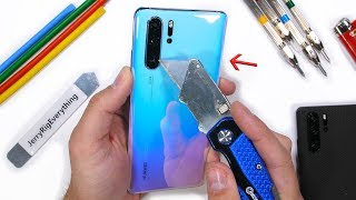 Huawei P30 Pro Durability Test - Breathing Crystal?