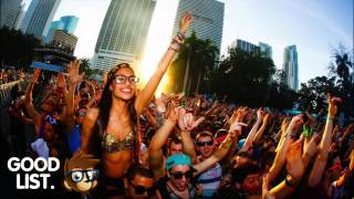 Afrojack - Illuminate Ft. Matthew Koma (Ultra Music Festival 2014)