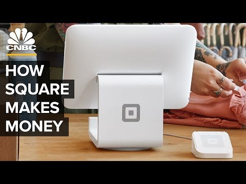 How Square Makes Money