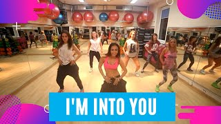 ZUMBA® Fitness - I'm into you- Jennifer Lopez ft Lil Wayne