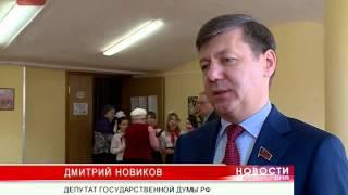Областной комитет КПРФ организовал в рамках празднования 70-летия Победы встречу с ветеранами