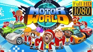 Motor World Car Factory Game Review 1080P Official Oh Bibi Racing 2016
