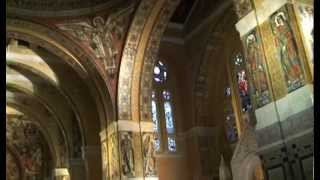 preview picture of video 'Basilica Lisieux France'