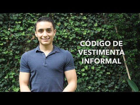 Código de vestimenta informal | Humberto Gutiérrez