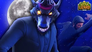 DIRE TURNS JOHN WICK INTO A WEREWOLF *NEW SEASON 6* - FORTNITE SEASON 6 SHORT
