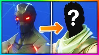 10 Fortnite Masked Skins Face Reveals.. (ʘ_ʘ)