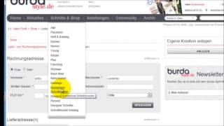 Cómo descargar los patrones gratuitos de la web alemana