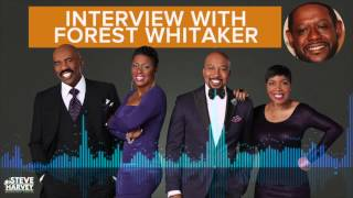 Forest Whitaker Interview