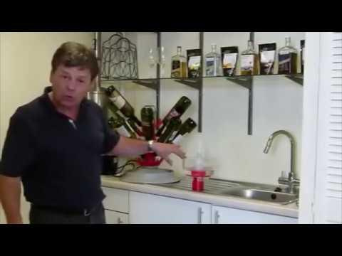 Sterilising Bottles for Home Brew Wine Making