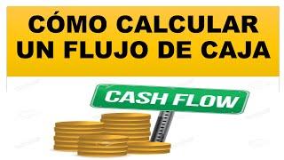 Cómo se hace un flujo de caja en excel -contabilidad financiera