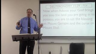 Samaritans & the True Messiah - Deuteronomy 11-13