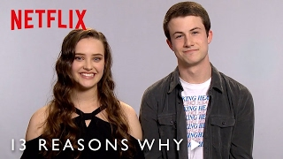 13 Reasons Why | Tips for High School | Netflix