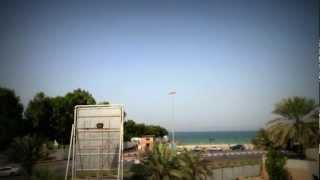 preview picture of video 'Ajman Corniche Gate - Ultra Power'