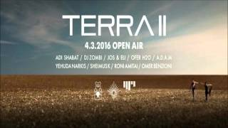 Gambar cover DJ Zombi - TERRA II Pre-Party Mix