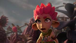 Animasi Anak Peri Bunga | ANIMASI 3D EkMBER | | by The Animation School | CGMeetup | |shoret FILM |