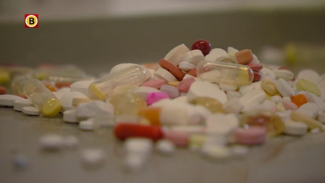 MedEye controleert soorten medicatie en helpt de verpleegkundige bij de registratie