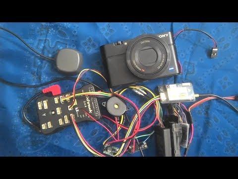 Make Camera Trigger Cable For Sony Alpha Series Cameras And Setup